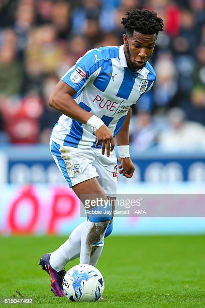 Kasey Palmer of Huddersfield Town during the Sky Bet Championship match between Huddersfield Town and Sheffield Wednesday at John Smith's Stadium on...