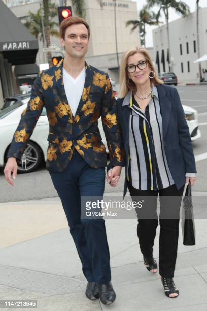 Kash Hovey and Michelle Beaulieu are seen on May 31 2019 in Los Angeles