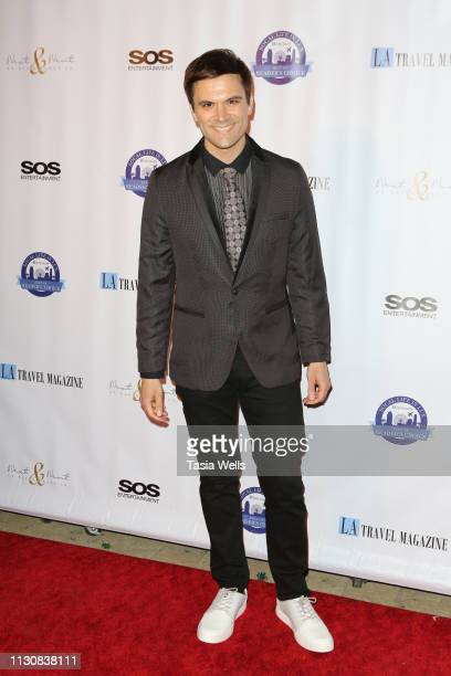 Kash Hovey attends Los Angeles Travel Magazine Hosts 2019 Reader's Choice Awards Ceremony and Dinner at Casita Hollywood on February 19 2019 in Los...