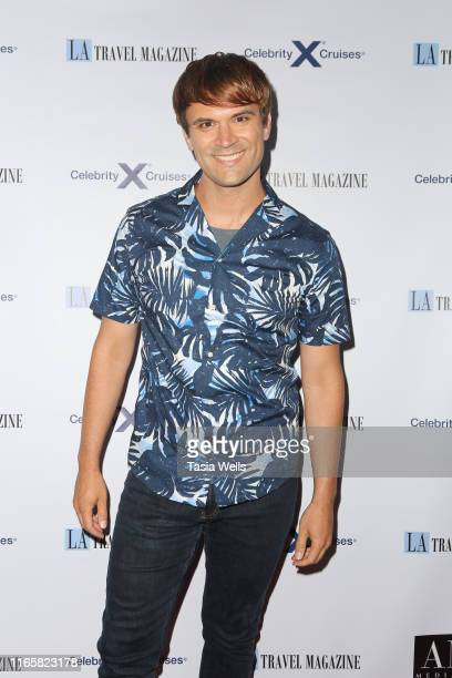 Kash Hovey attends Los Angeles Travel Magazine's Endless Summer Issue Release Party at Penthouse on August 02, 2019 in West Hollywood, California.
