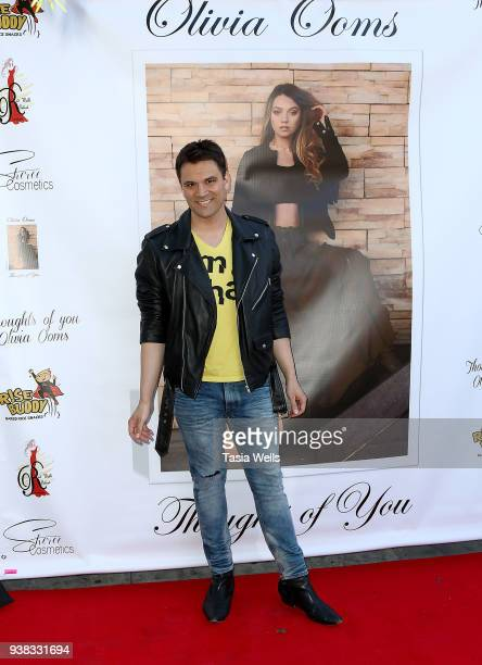 Kash Hovey attends Olivia Ooms EP Release Party at The Mint on March 25 2018 in Los Angeles California