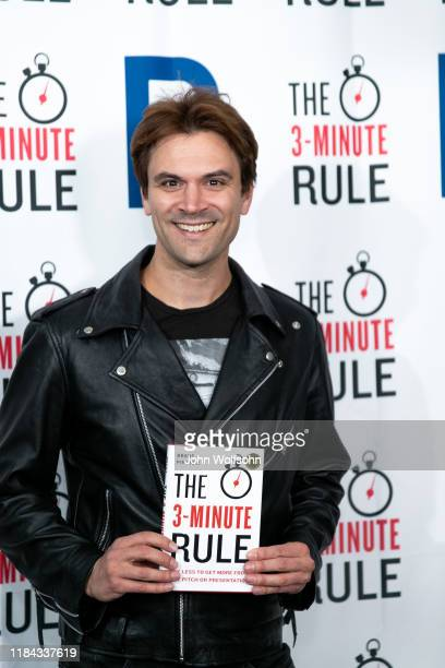 Kash Hovey attends red carpet event featuring business influencers celebrities and leading network executives gather to celebrate Brant Pinvidic's...