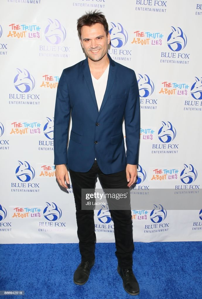 "Premiere Of Blue Fox Entertainment's ""The Truth About Lies"" - Arrivals"