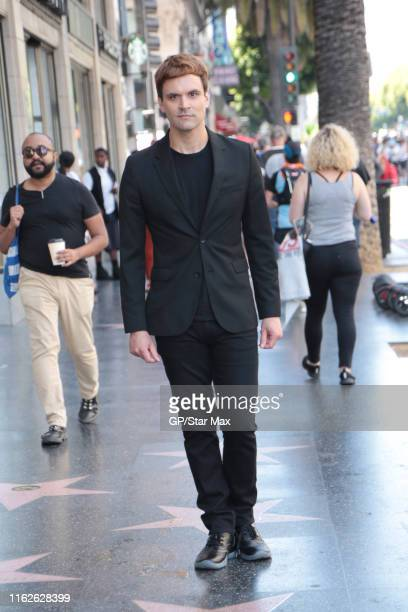 Kash Hovey is seen on August 18 2019 in Los Angeles