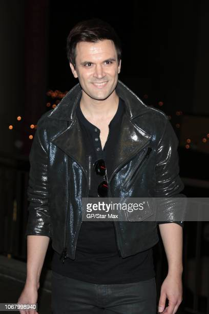 Kash Hovey is seen on December 2 2018 in Los Angeles CA