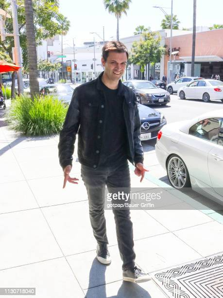 Kash Hovey is seen on March 14 2019 in Los Angeles California