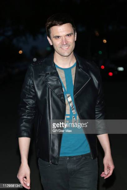 Kash Hovey is seen on March 9 2019 in Los Angeles