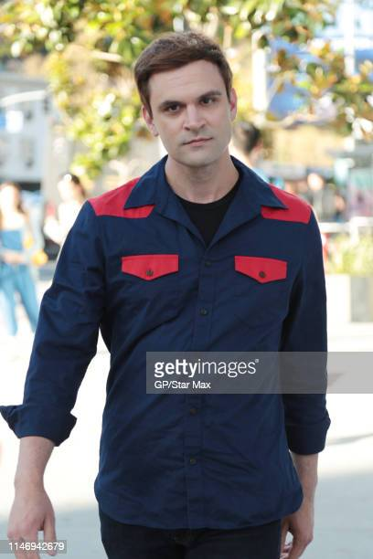 Kash Hovey is seen on May 29 2019 in Los Angeles