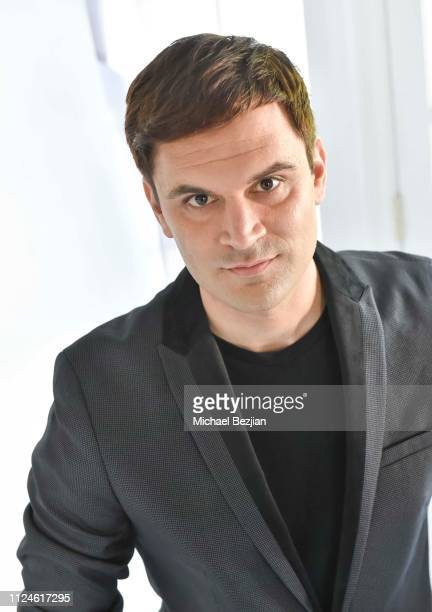 Kash Hovey poses for portrait at TAP Giveback Day on January 24 2019 in Los Angeles California