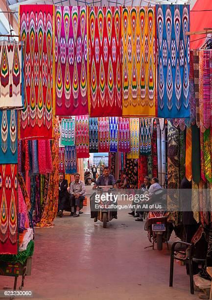 Kashgar bazaar, Xinjiang Uyghur Autonomous Region, China on September 23, 2012 in Kashgar, China.