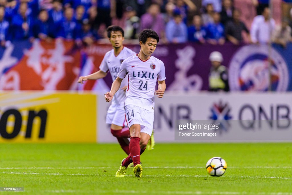 Shanghai Shenhua v Kashima Antlers - 2018 AFC Champions League
