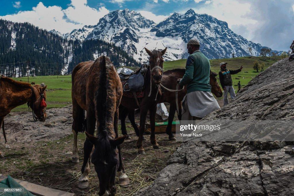 Treacherous Srinagar-Leh Highway Reopens After Six Months Of Winter : News Photo