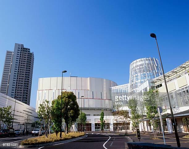 Kashiwanoha Campus Station, Kashiwa, Chiba, Japan