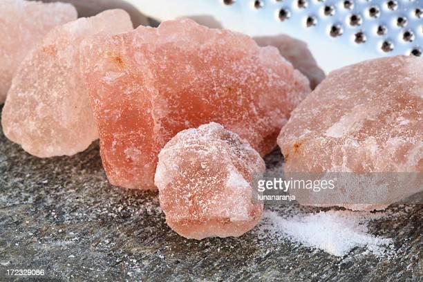 Kashmir salt.
