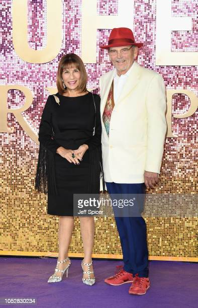 Kashmira Bulsara and Jim Beach attend the World Premiere of 'Bohemian Rhapsody' at SSE Arena Wembley on October 23 2018 in London England