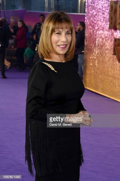 "Kashmira Bulsara attends the World Premiere of ""Bohemian Rhapsody"" at The SSE Arena, Wembley, on October 23, 2018 in London, England."