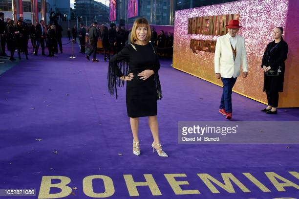 Kashmira Bulsara attends the World Premiere of Bohemian Rhapsody at The SSE Arena Wembley on October 23 2018 in London England