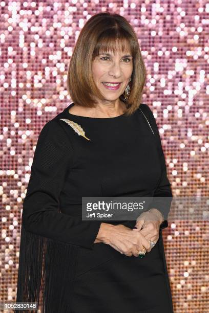 Kashmira Bulsara attends the World Premiere of 'Bohemian Rhapsody' at SSE Arena Wembley on October 23 2018 in London England