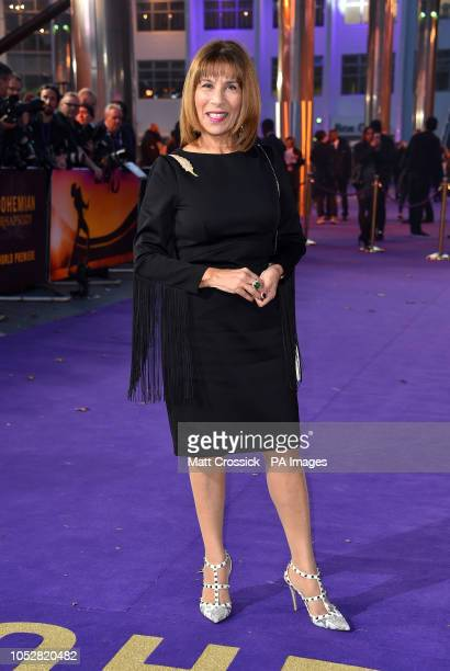 Kashmira Cooke attending the Bohemian Rhapsody World Premiere held at the the SSE Arena Wembley London