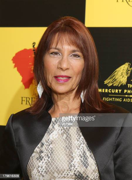 Kashmira Cooke attends the Freddie for a Day charity event in aid of The Mercury Phoenix Trust at The Savoy Hotel on September 5 2013 in London...