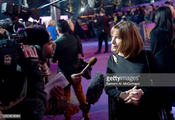 Kashmira Cooke attends the World Premiere of 'Bohemian Rhapsody' at SSE Arena Wembley on October 23 2018 in London England