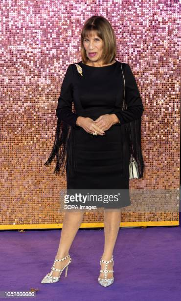 Kashmira Cooke attends the World Premiere of 'Bohemian Rhapsody' at SSE Arena Wembley