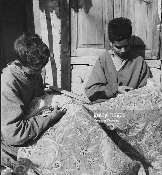 Rug Craft Pictures Getty Images
