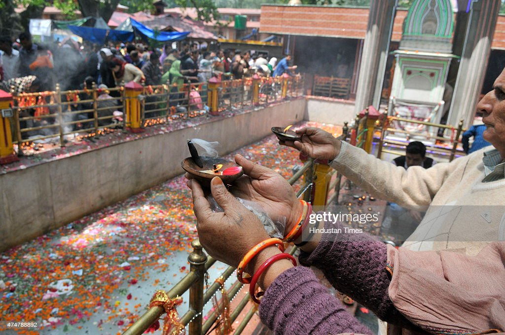 Image result for images of Kheer Bhawani temple