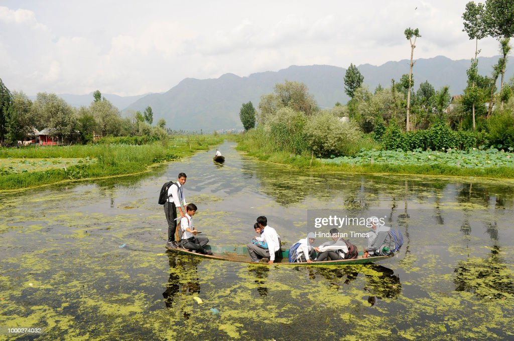 Daily Life In Srinagar, Kashmir