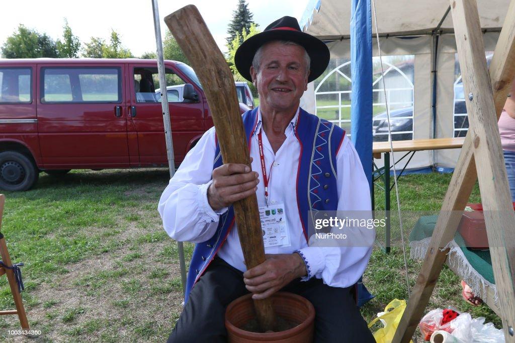 Kashubian Traditions Festival In Chmielno