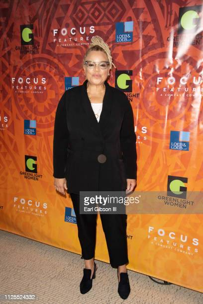 Kasi Lemmons attends the Greenlight Women For Black History Month Brunch at The London on February 17 2019 in West Hollywood California