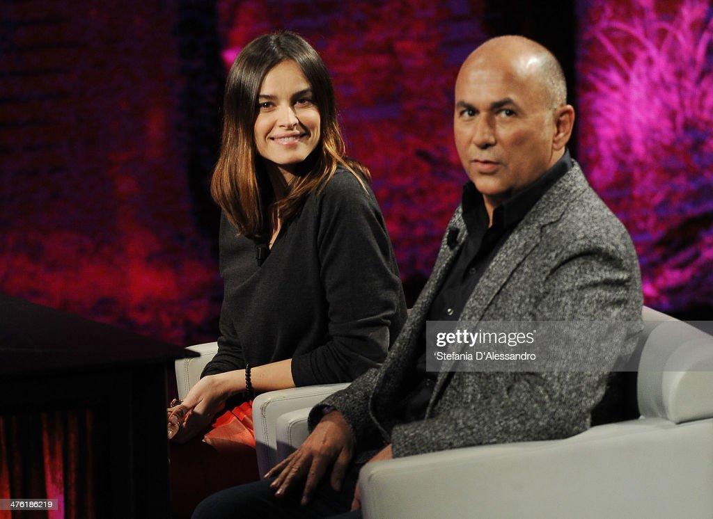 'Che Tempo Che Fa' TV Show - March 2