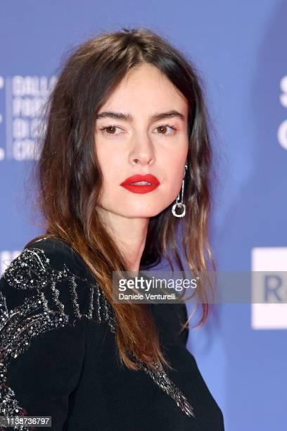 Kasia Smutniak attends the 64 David Di Donatello awards on March 27 2019 in Rome Italy