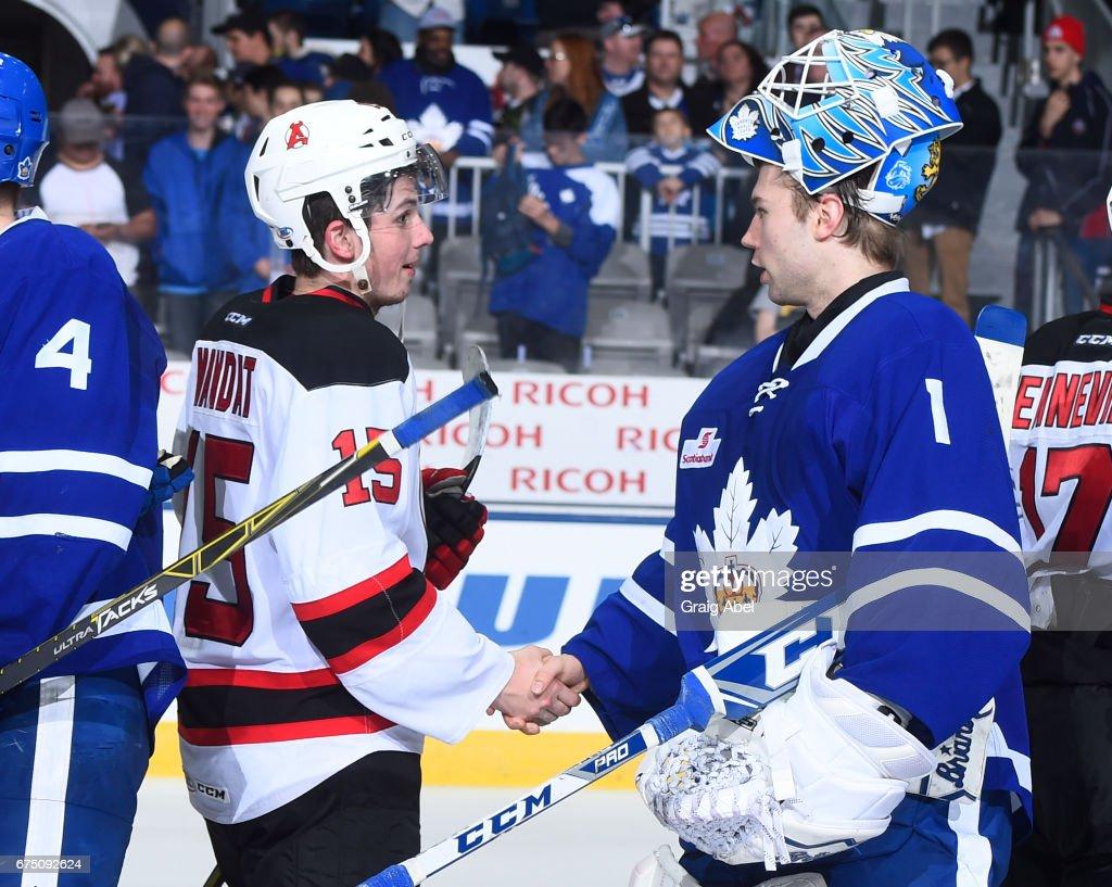 Albany Devils v Toronto Marlies : News Photo