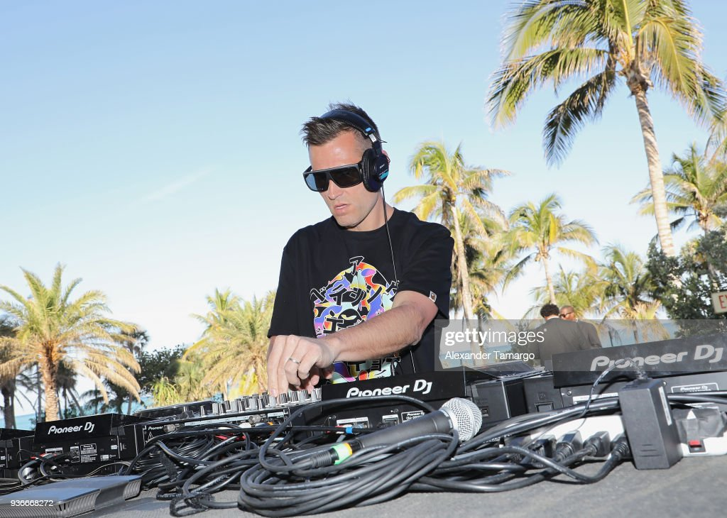 "SiriusXM's ""House Of Chill"" Miami Music Week Party At The Faena Hotel"