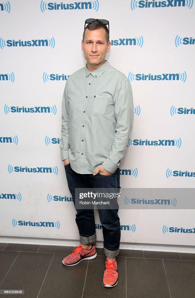 Celebrities Visit SiriusXM - May 17, 2017