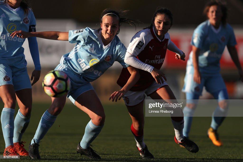 Arsenal Ladies v Sunderland AFC Ladies - Women's Super League 1 : News Photo