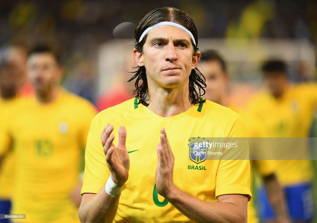 Brazil Global Tour - Brazil v Argentina : News Photo