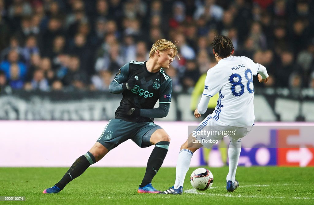 FC Kopenhagen v Ajax Amsterdam - UEFA Europa League Round of 16: First Leg
