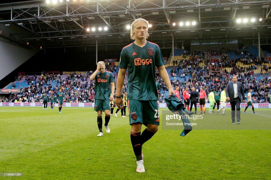 Vitesse v Ajax - Dutch Eredivisie : News Photo