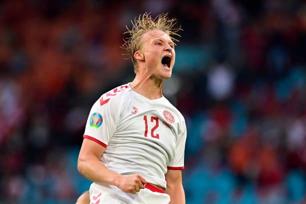 NLD: Wales v Denmark - UEFA Euro 2020: Round of 16