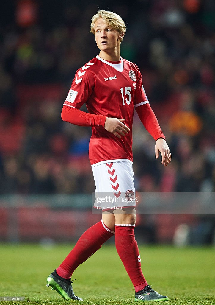 Denmark vs Kazakhstan - FIFA 2018 World Cup Qualifier