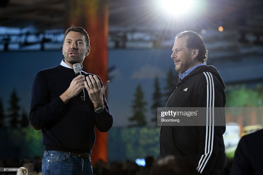 Key Speakers At 2017 The Dreamforce Conference