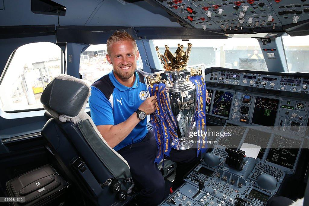 Leicester City Depart On Their Pre-Season US Tour