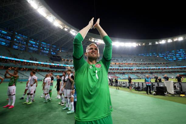AZE: Czech Republic v Denmark - UEFA Euro 2020: Quarter-final