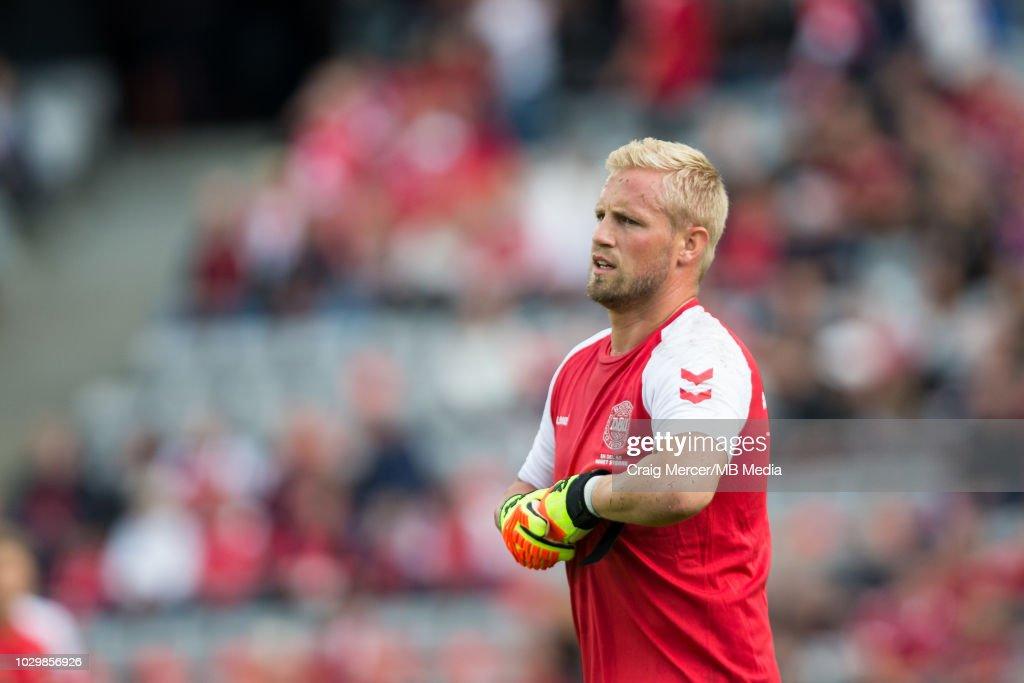 Denmark v Wales - UEFA Nations League B : News Photo