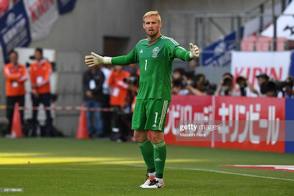 Bosnia And Herzegovina v Denmark - International Friendly : News Photo