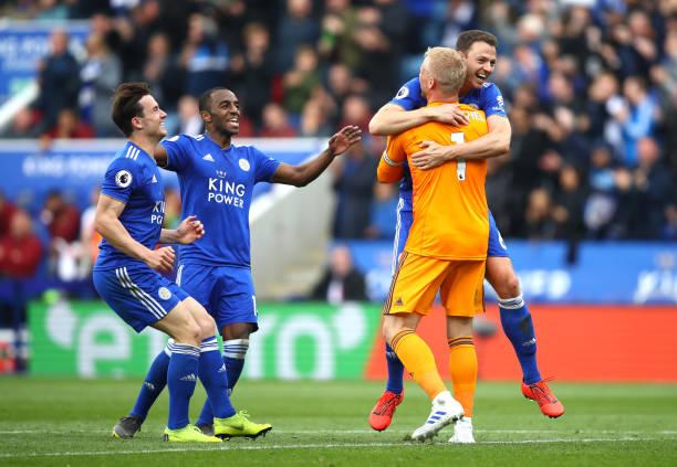 GBR: Leicester City v Arsenal FC - Premier League
