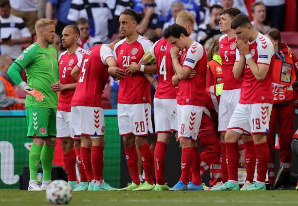 DNK: Denmark v Finland - UEFA Euro 2020: Group B