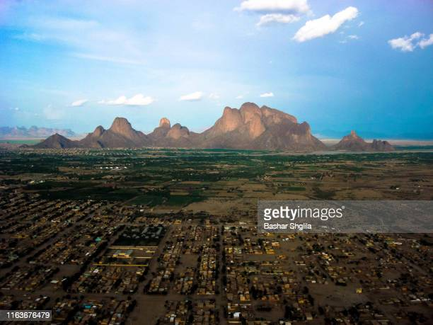 kassala city - sudan stock pictures, royalty-free photos & images